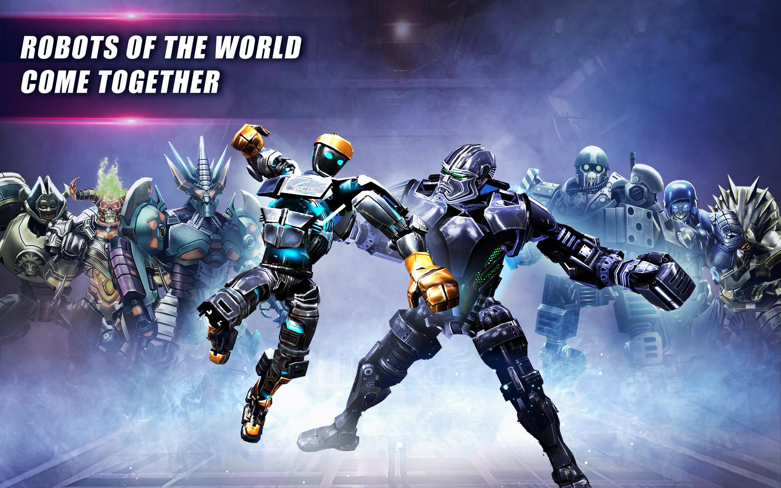 Real Steel World Robot Boxing 51.51.122 Screenshot 10