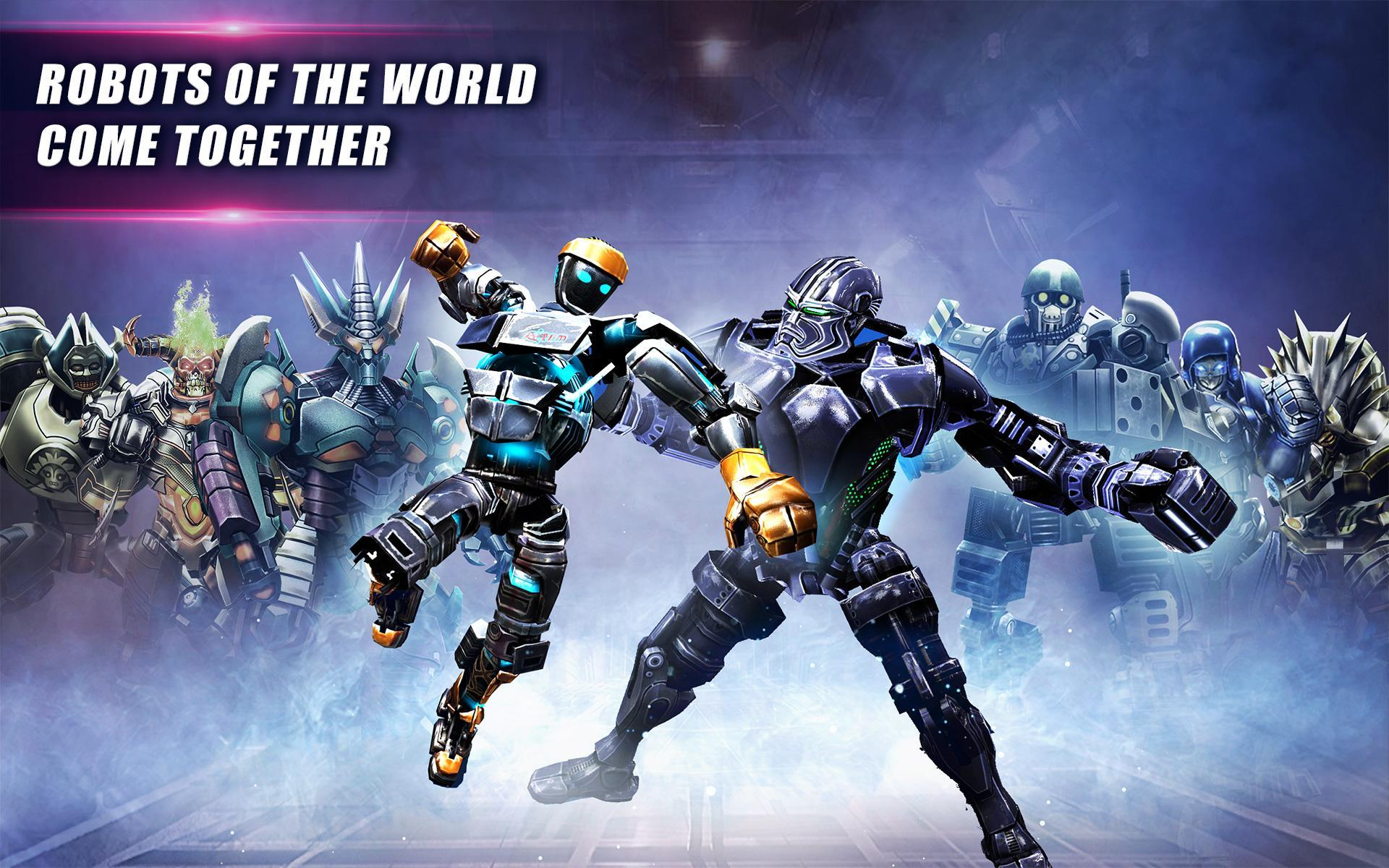 Real Steel World Robot Boxing 51.51.122 Screenshot 18