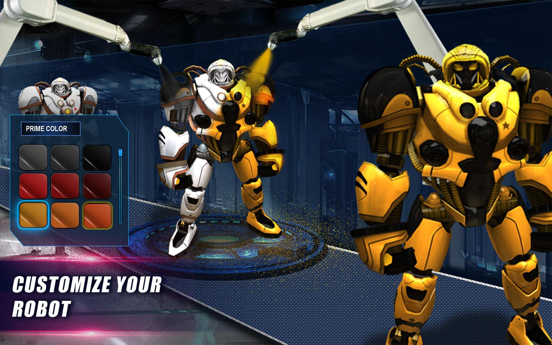 Real Steel World Robot Boxing 51.51.122 Screenshot 22