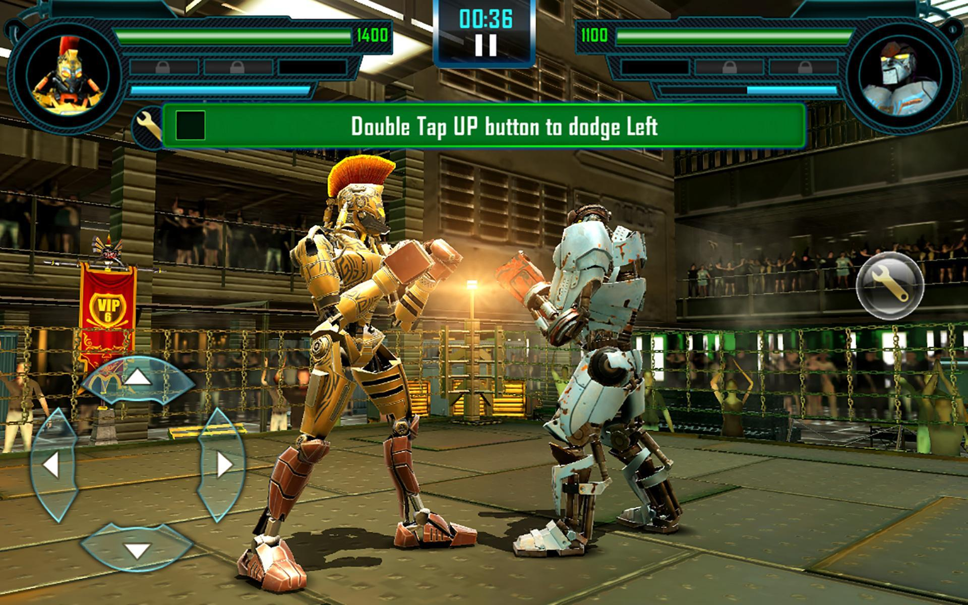 Real Steel World Robot Boxing 51.51.122 Screenshot 24