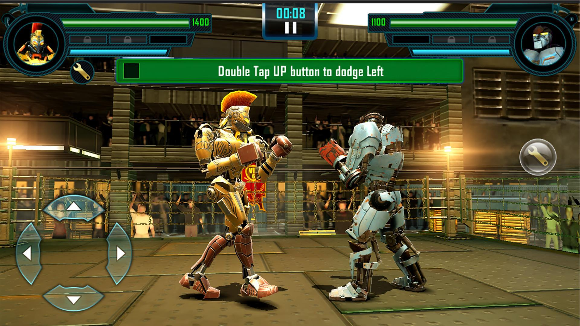 Real Steel World Robot Boxing 51.51.122 Screenshot 8