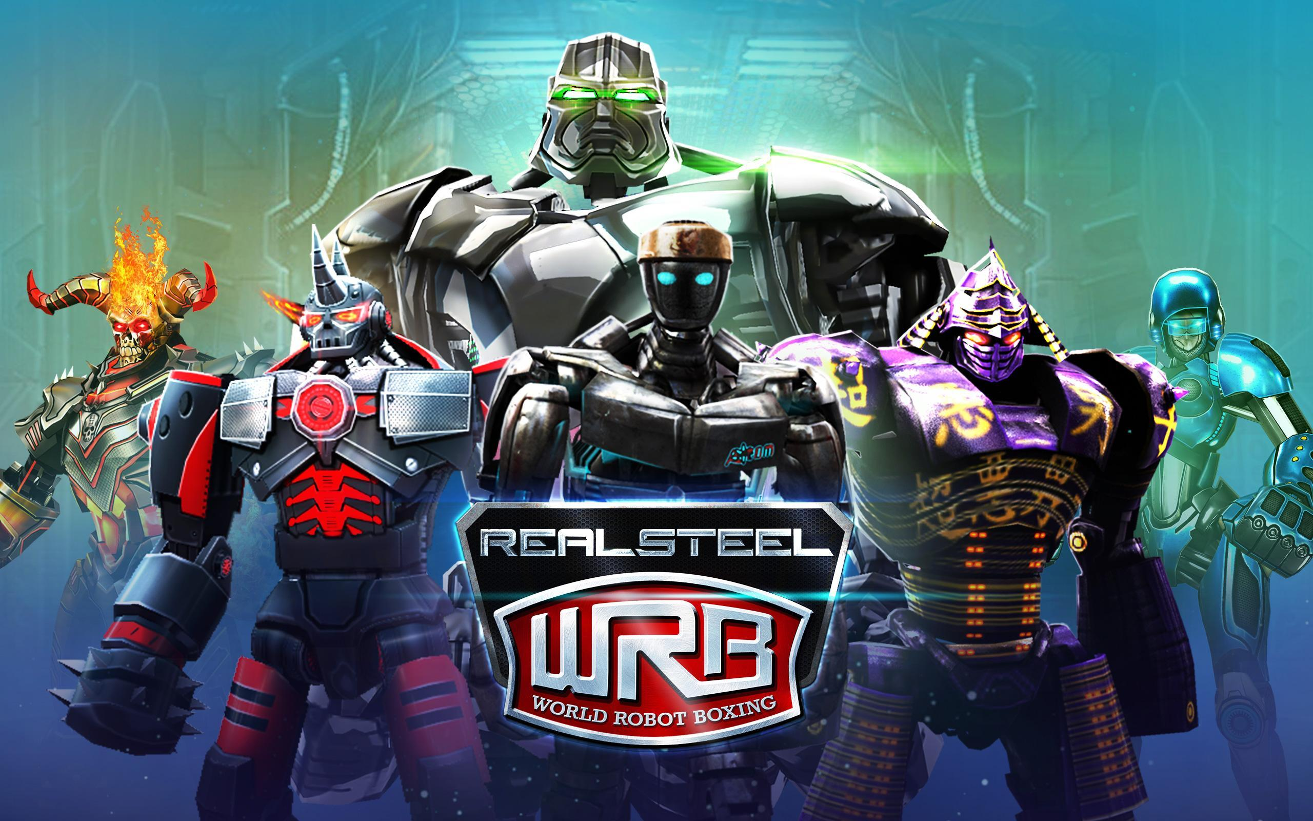 Real Steel World Robot Boxing 51.51.122 Screenshot 9