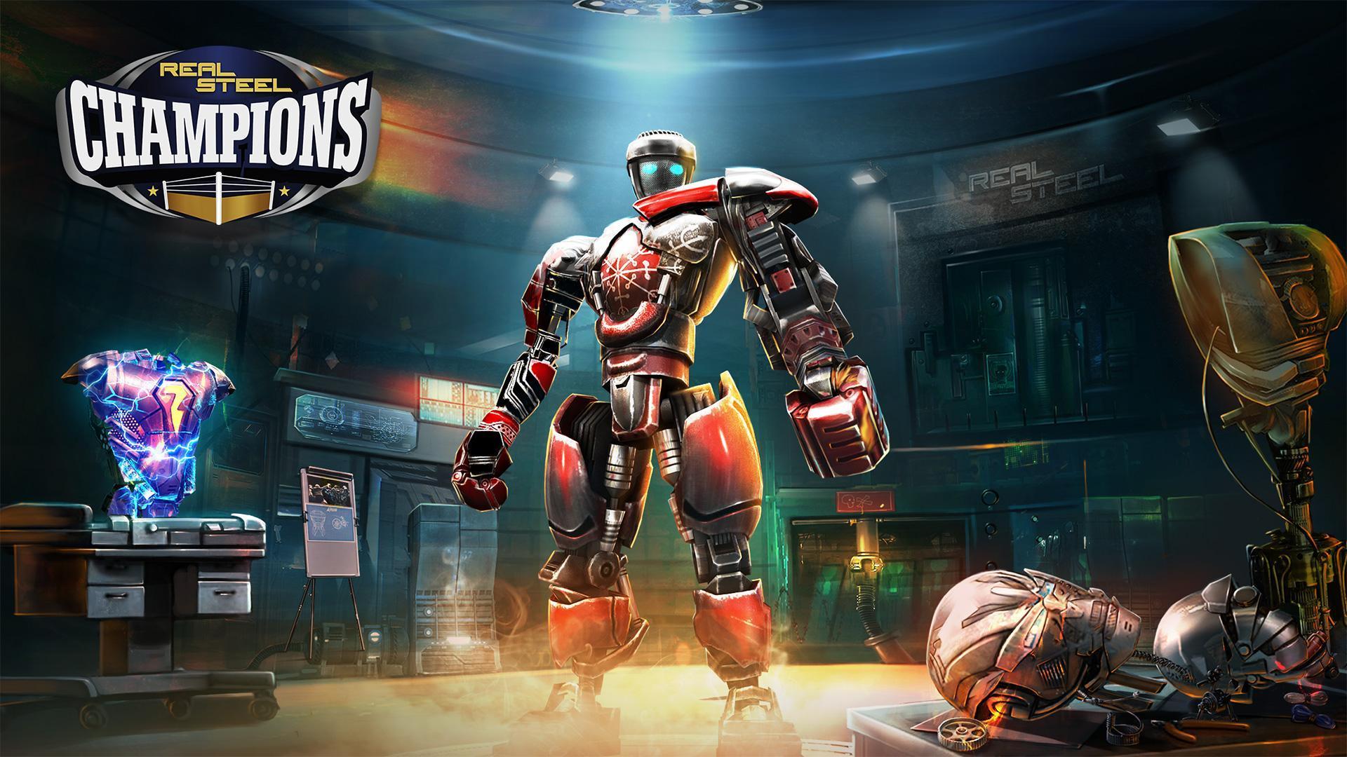 Real Steel Boxing Champions 2.5.148 Screenshot 1
