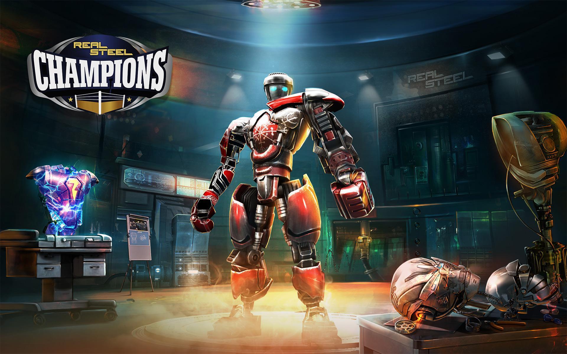 Real Steel Boxing Champions 2.5.148 Screenshot 17