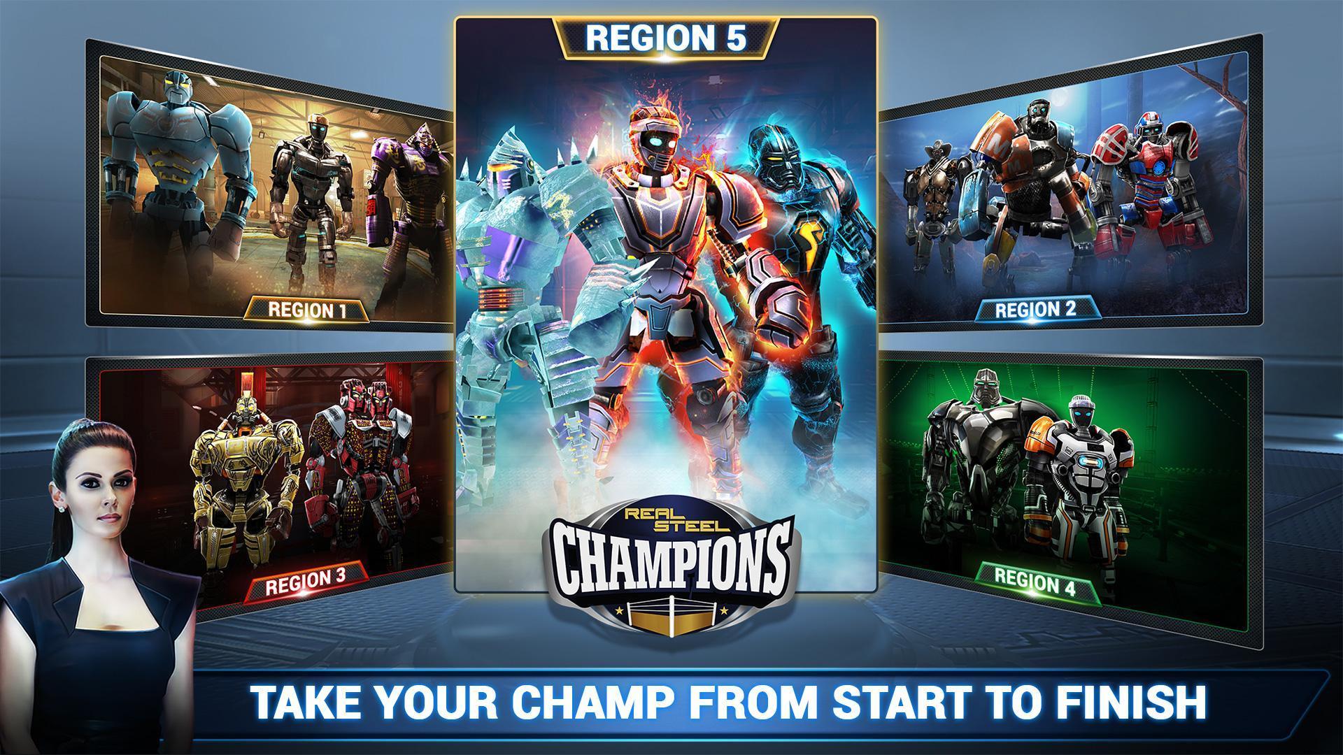 Real Steel Boxing Champions 2.5.148 Screenshot 7