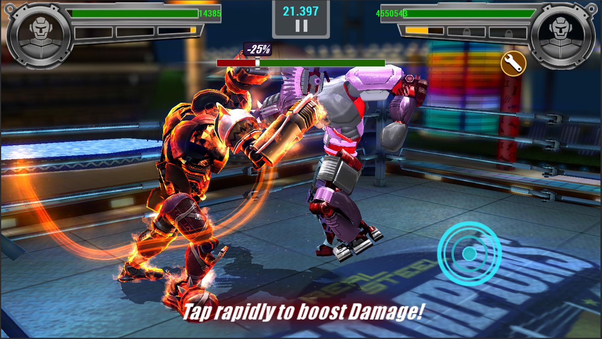Real Steel Boxing Champions 2.5.148 Screenshot 8