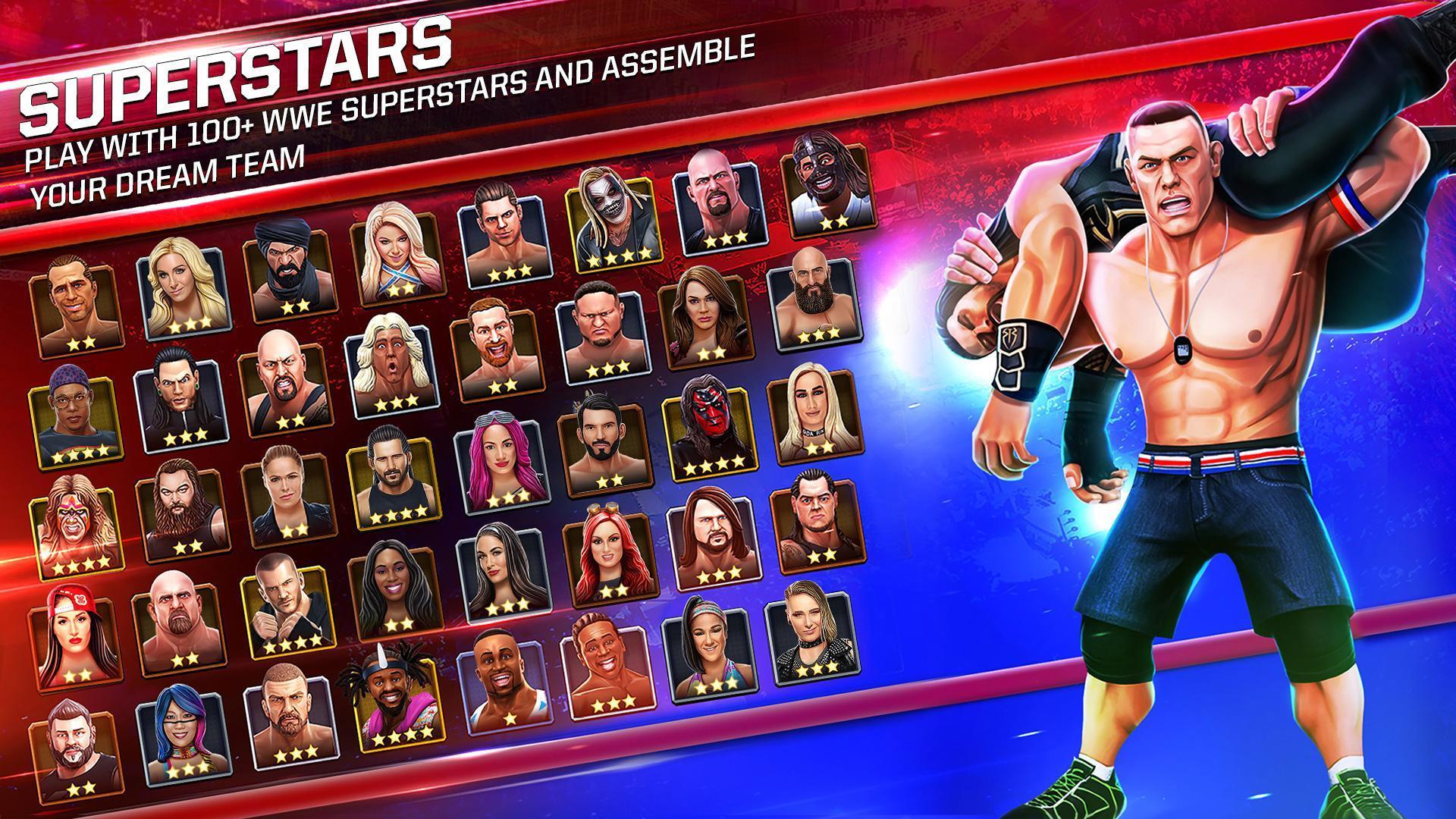 WWE Mayhem 1.37.793 Screenshot 1