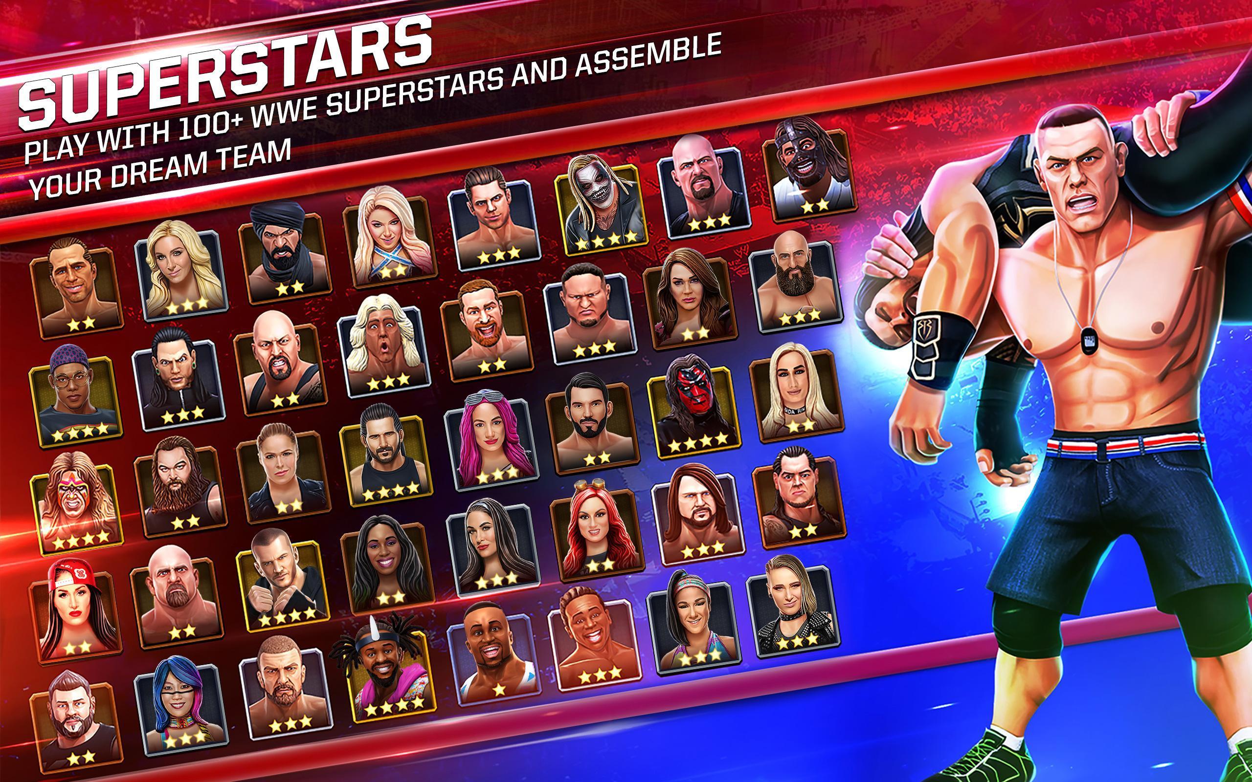 WWE Mayhem 1.37.793 Screenshot 12