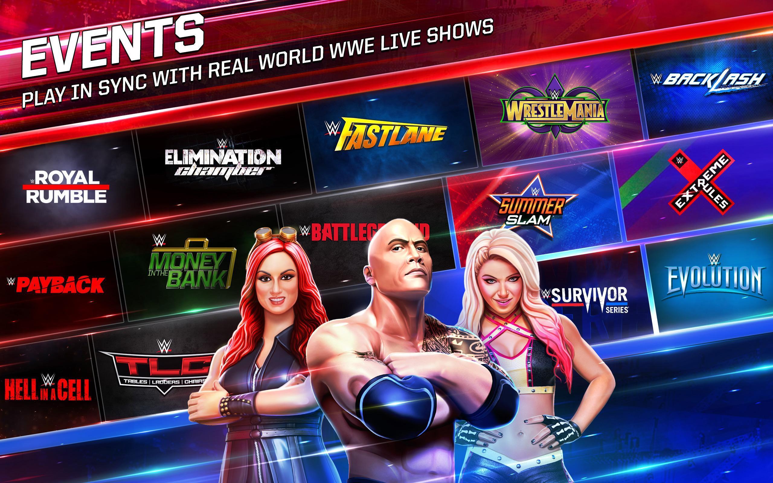 WWE Mayhem 1.37.793 Screenshot 13