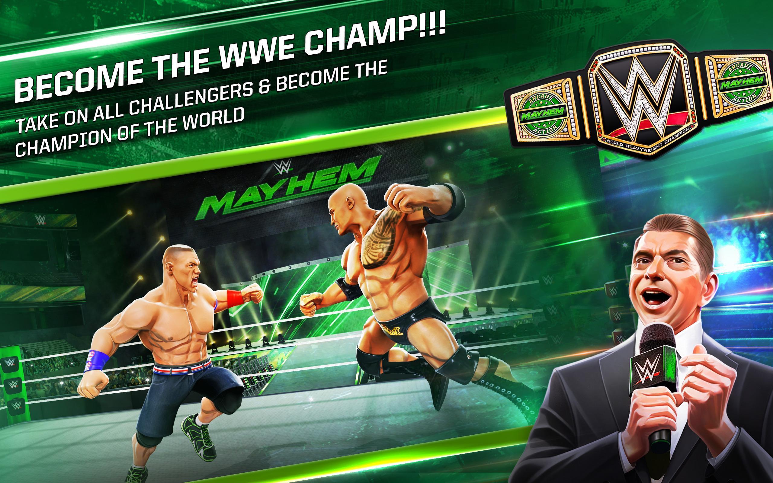 WWE Mayhem 1.37.793 Screenshot 15