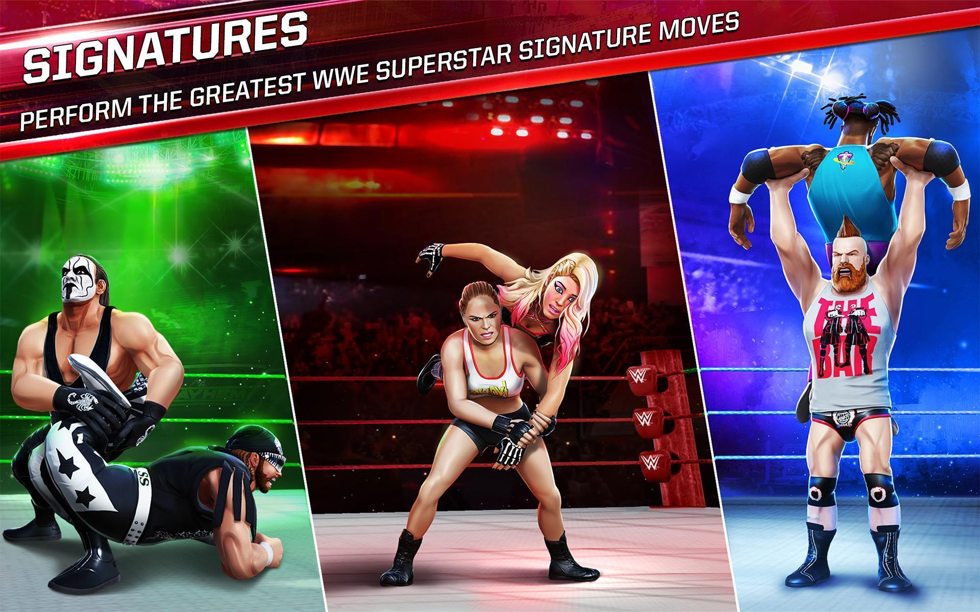 WWE Mayhem 1.37.793 Screenshot 18
