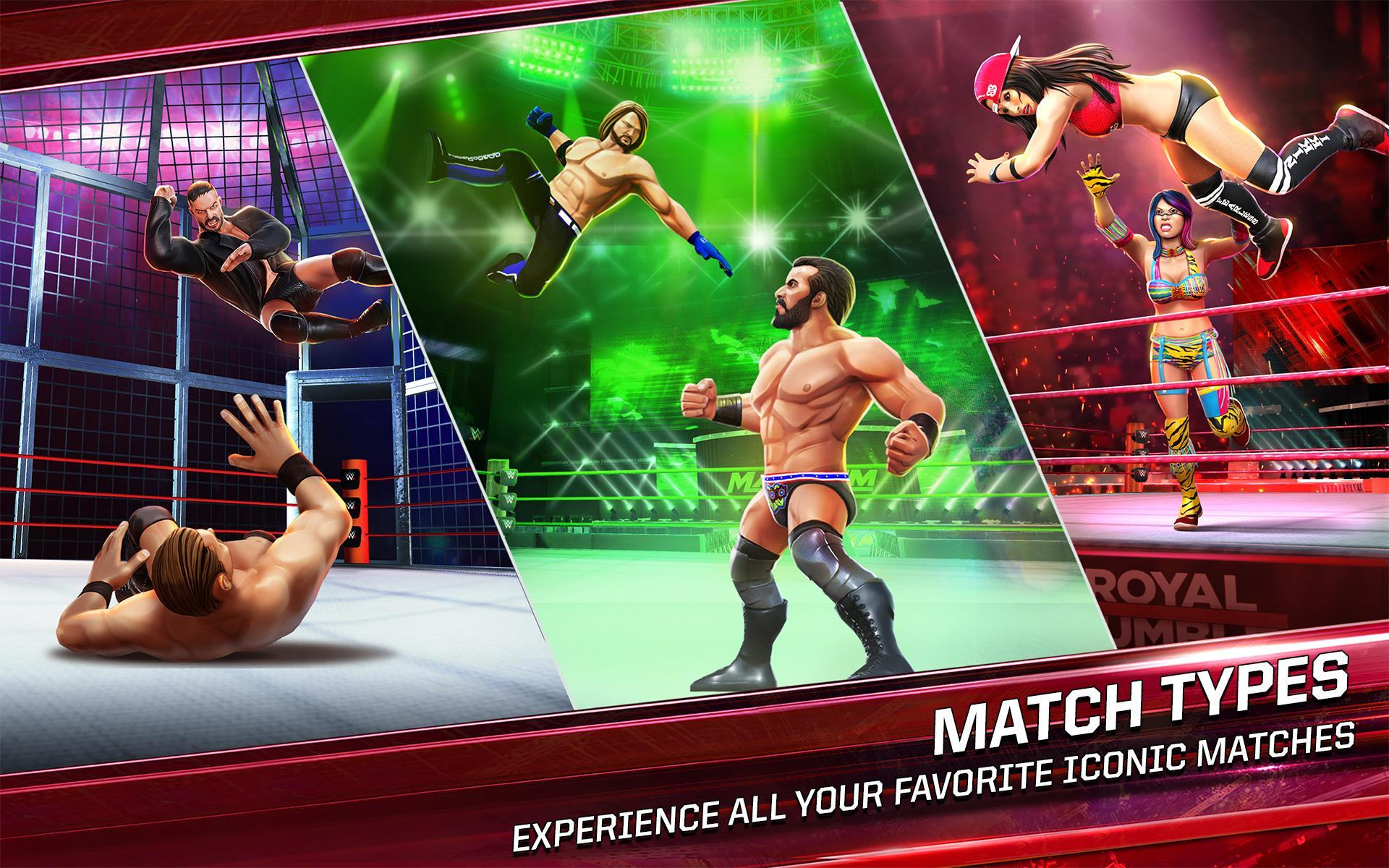 WWE Mayhem 1.37.793 Screenshot 19