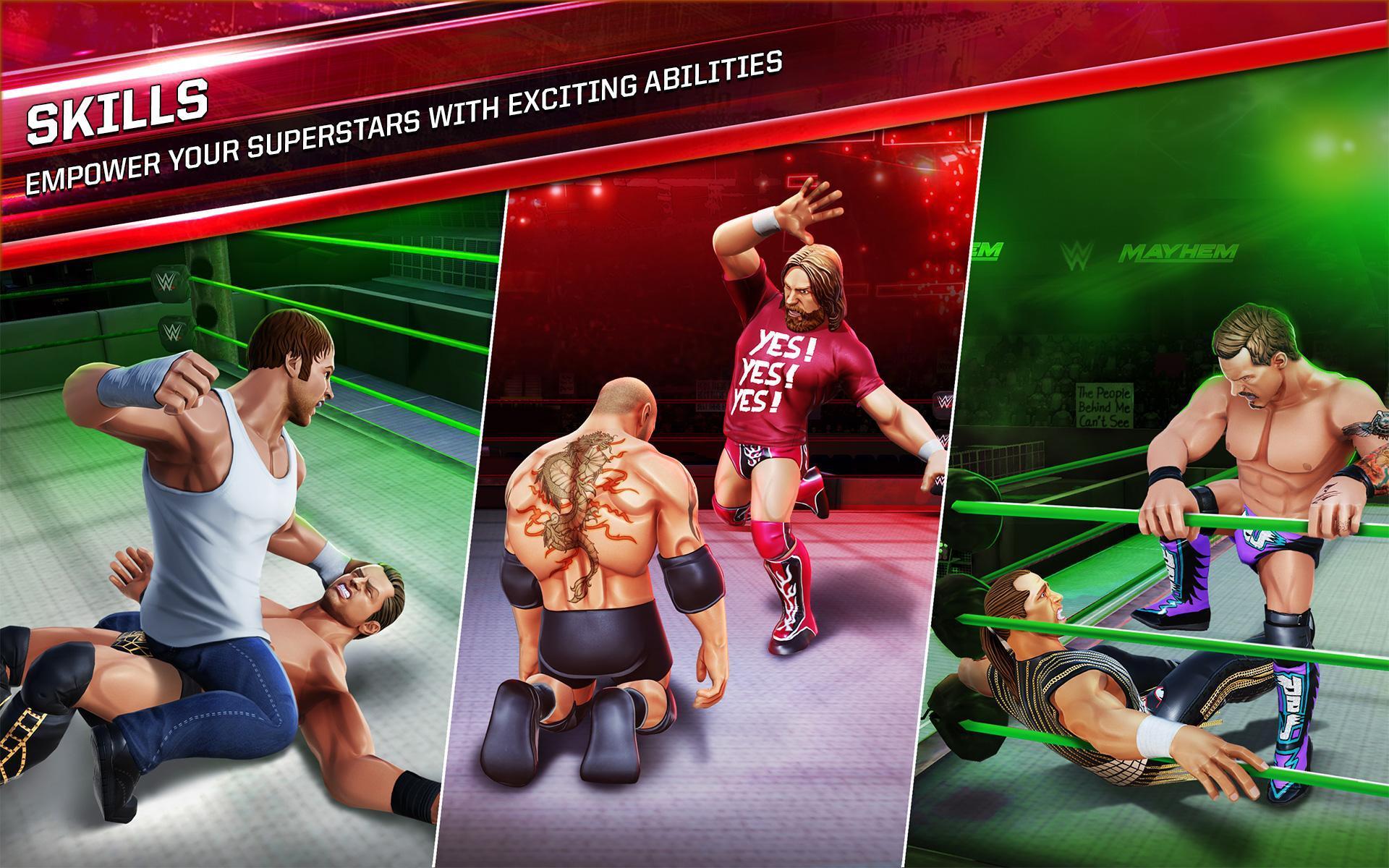 WWE Mayhem 1.37.793 Screenshot 22