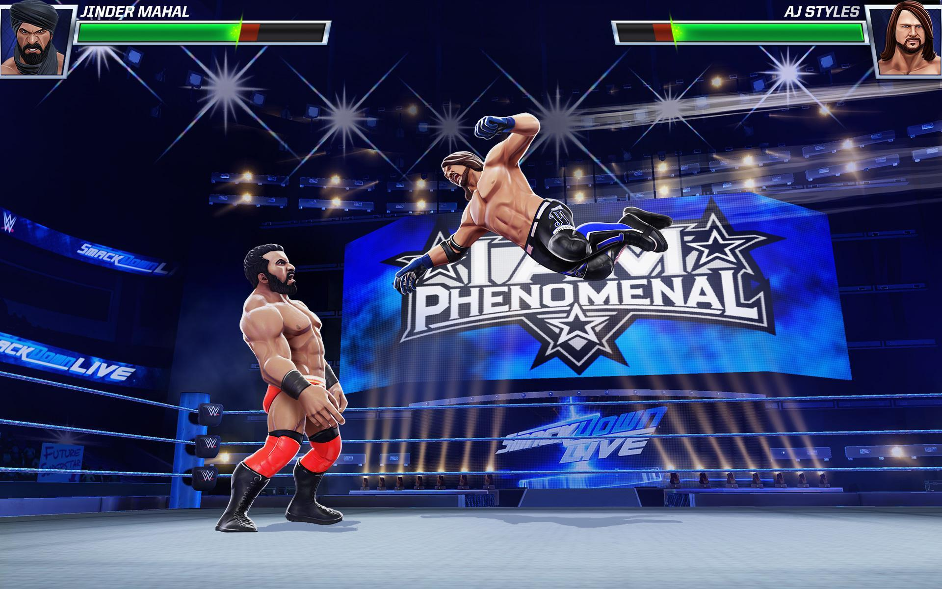 WWE Mayhem 1.37.793 Screenshot 24