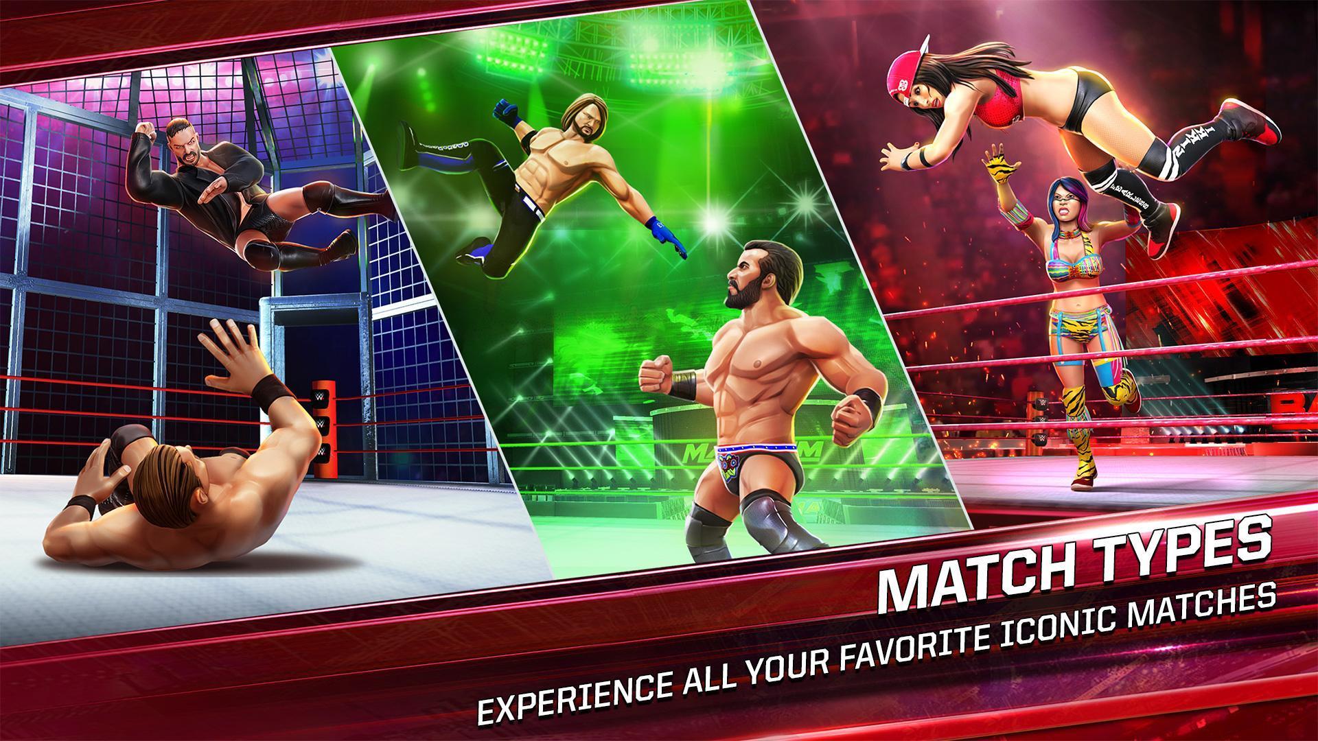 WWE Mayhem 1.37.793 Screenshot 3