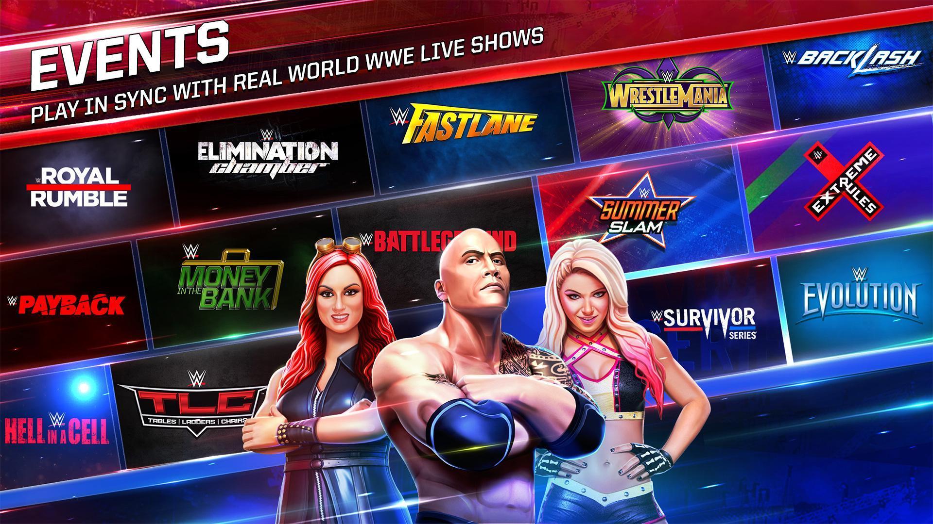 WWE Mayhem 1.37.793 Screenshot 4