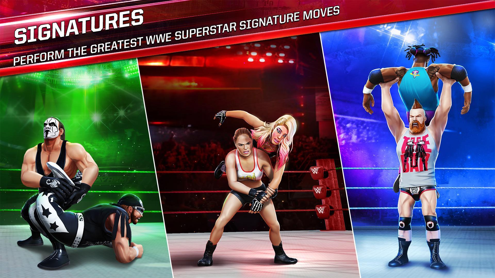WWE Mayhem 1.37.793 Screenshot 5