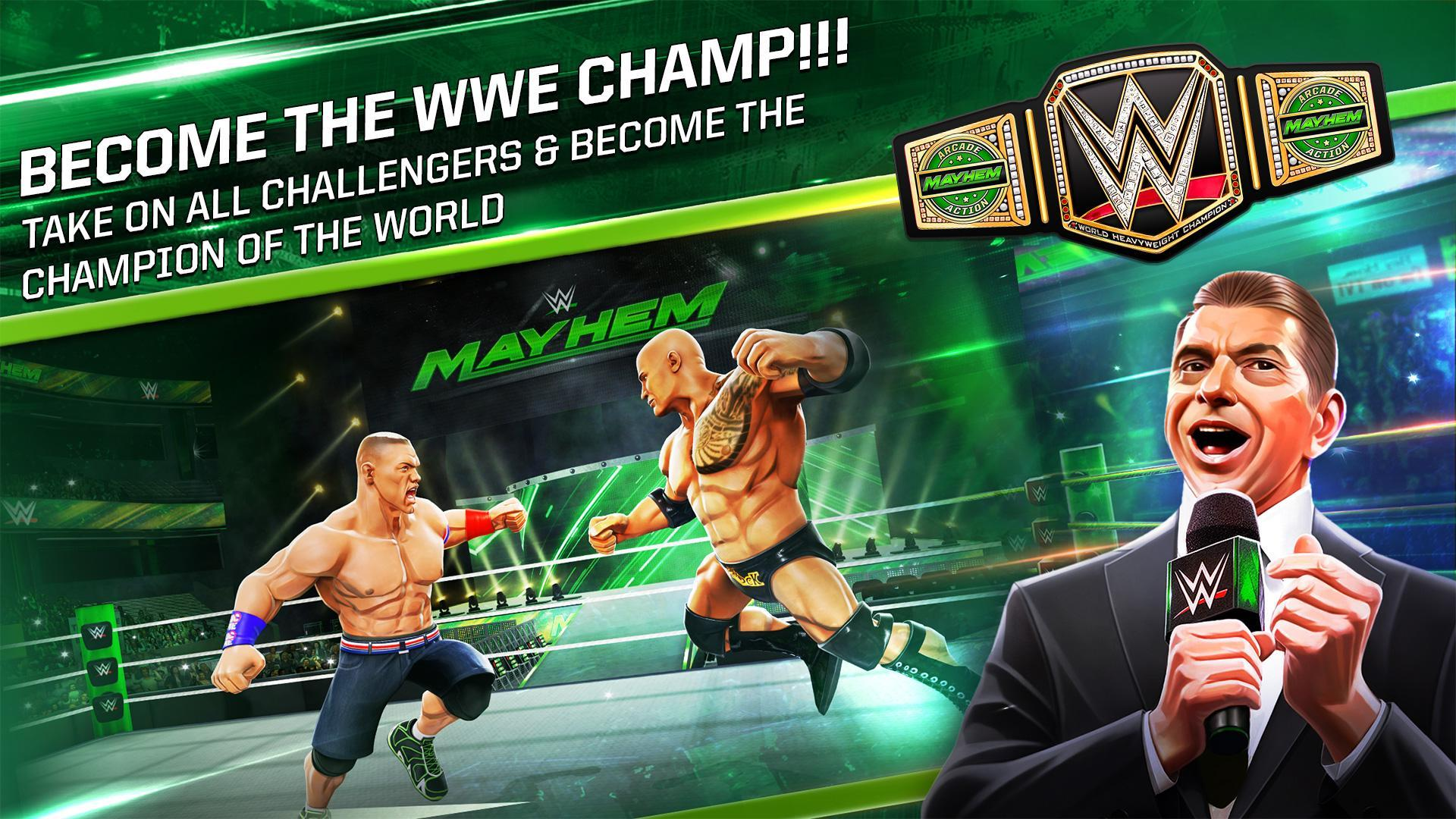 WWE Mayhem 1.37.793 Screenshot 7