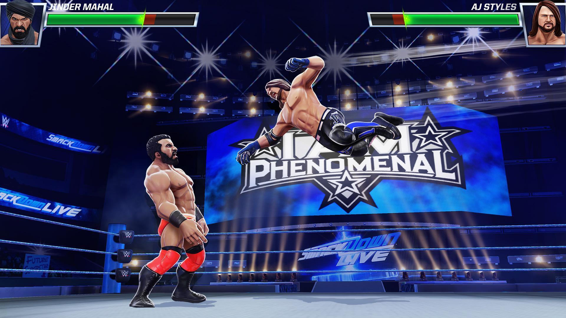 WWE Mayhem 1.37.793 Screenshot 8