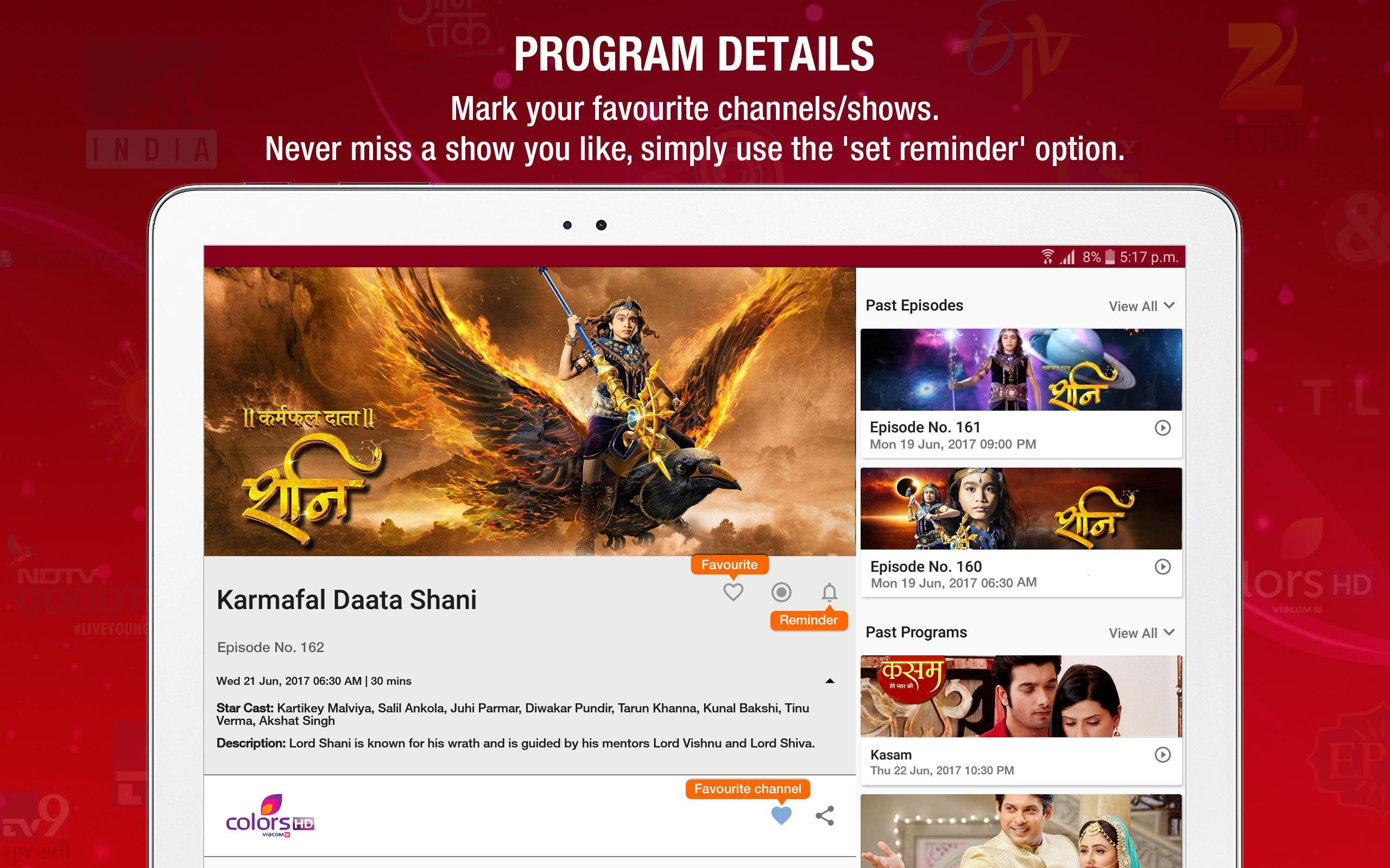 JioTV – LIVE Cricket, TV, Movies 5.8.3 Screenshot 12