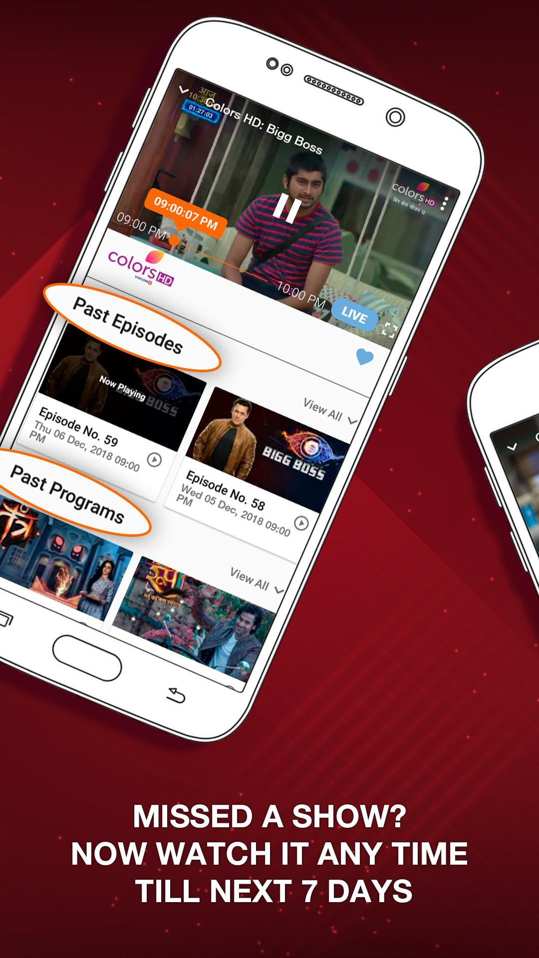 JioTV – LIVE Cricket, TV, Movies 5.8.3 Screenshot 6