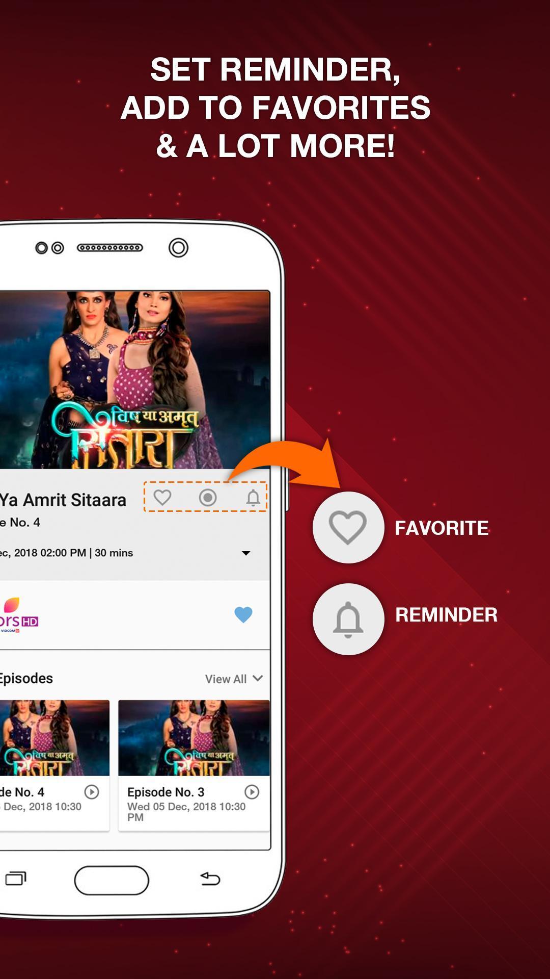 JioTV – LIVE Cricket, TV, Movies 5.8.3 Screenshot 8