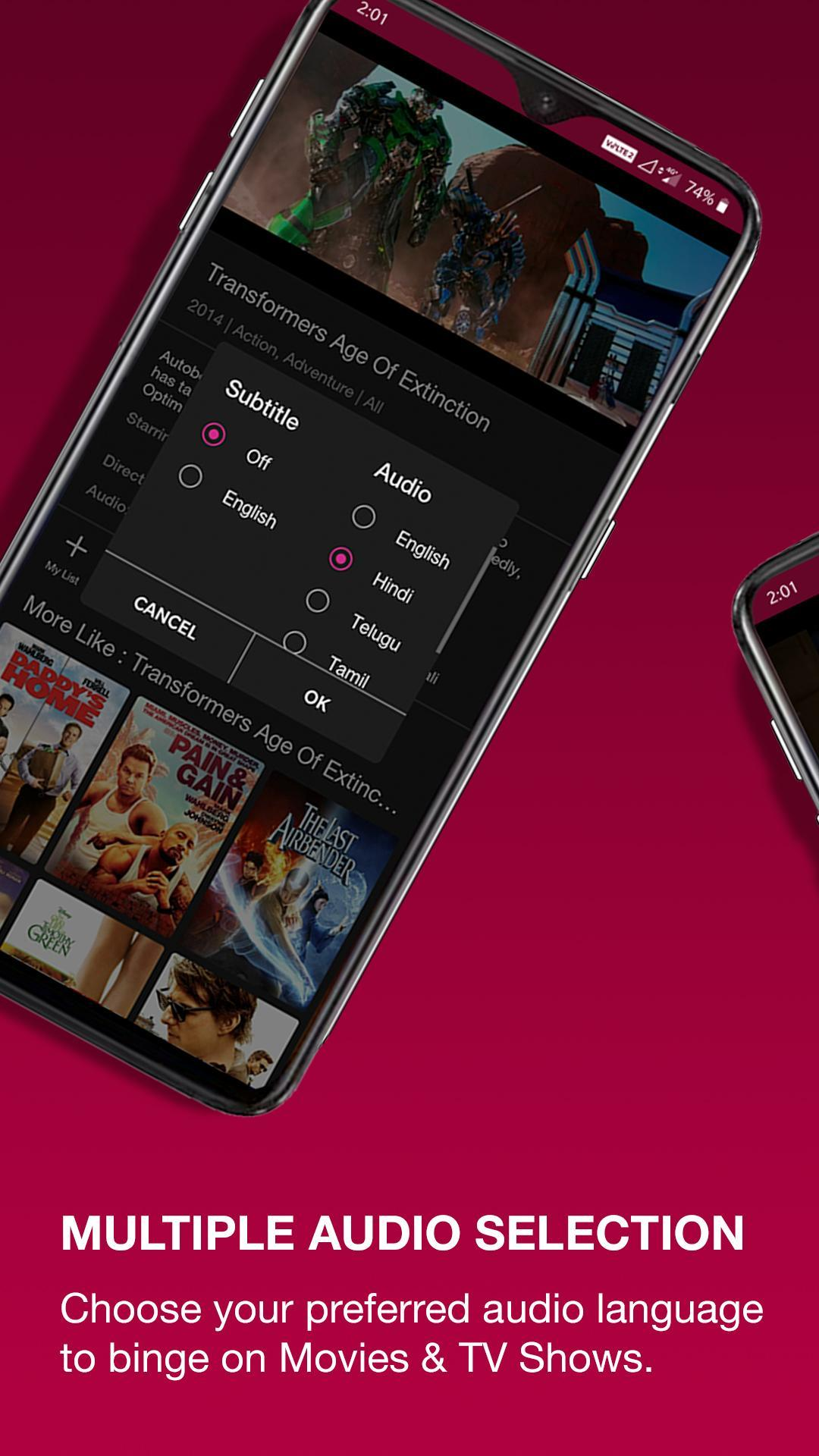 JioCinema Movies TV Originals 1.6.0.3 Screenshot 5
