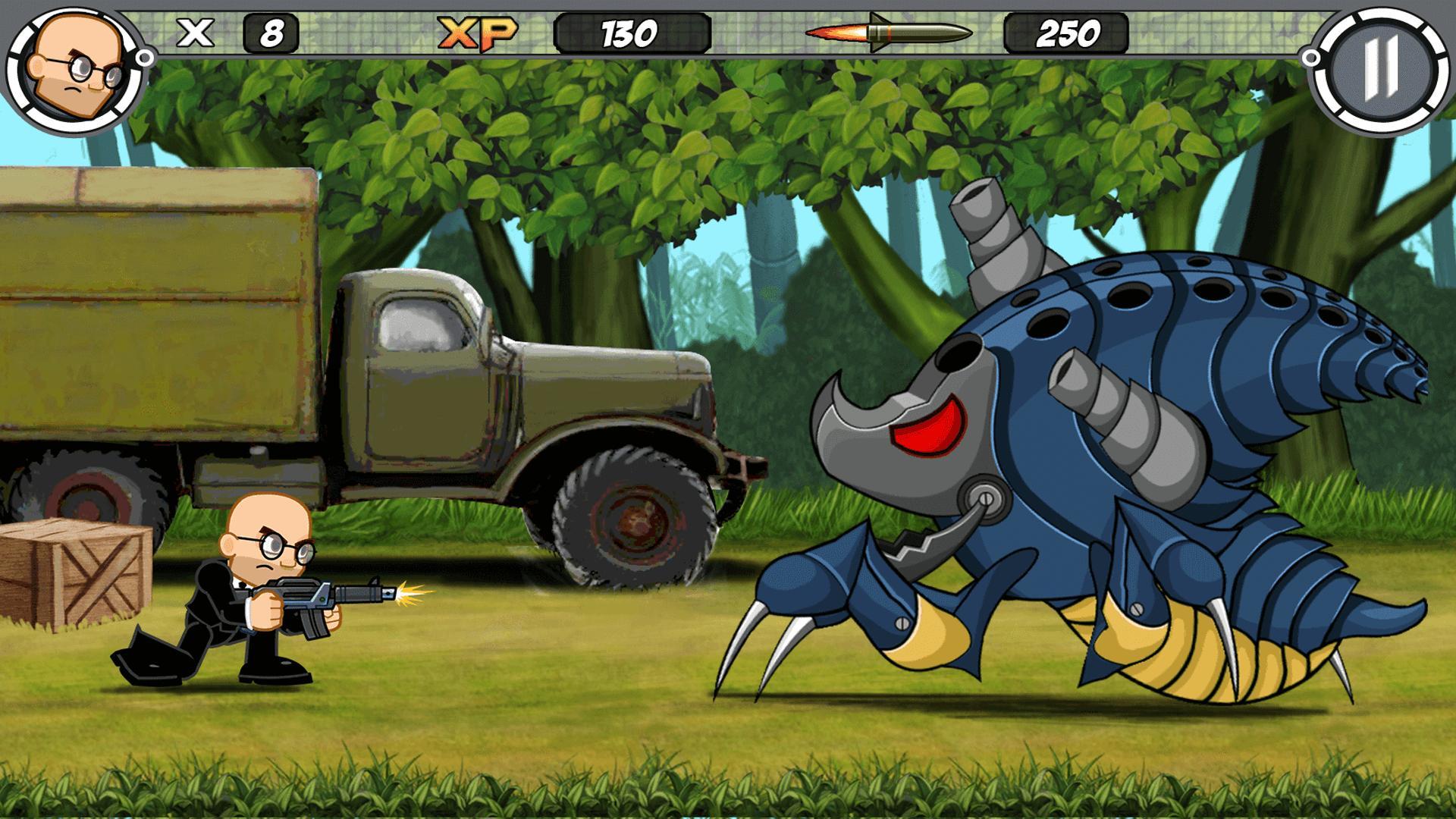 Alpha Guns 15.02.11.4 Screenshot 1