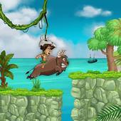 Jungle Adventures 2 app icon