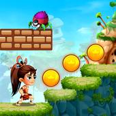 Jungle Adventures Run app icon