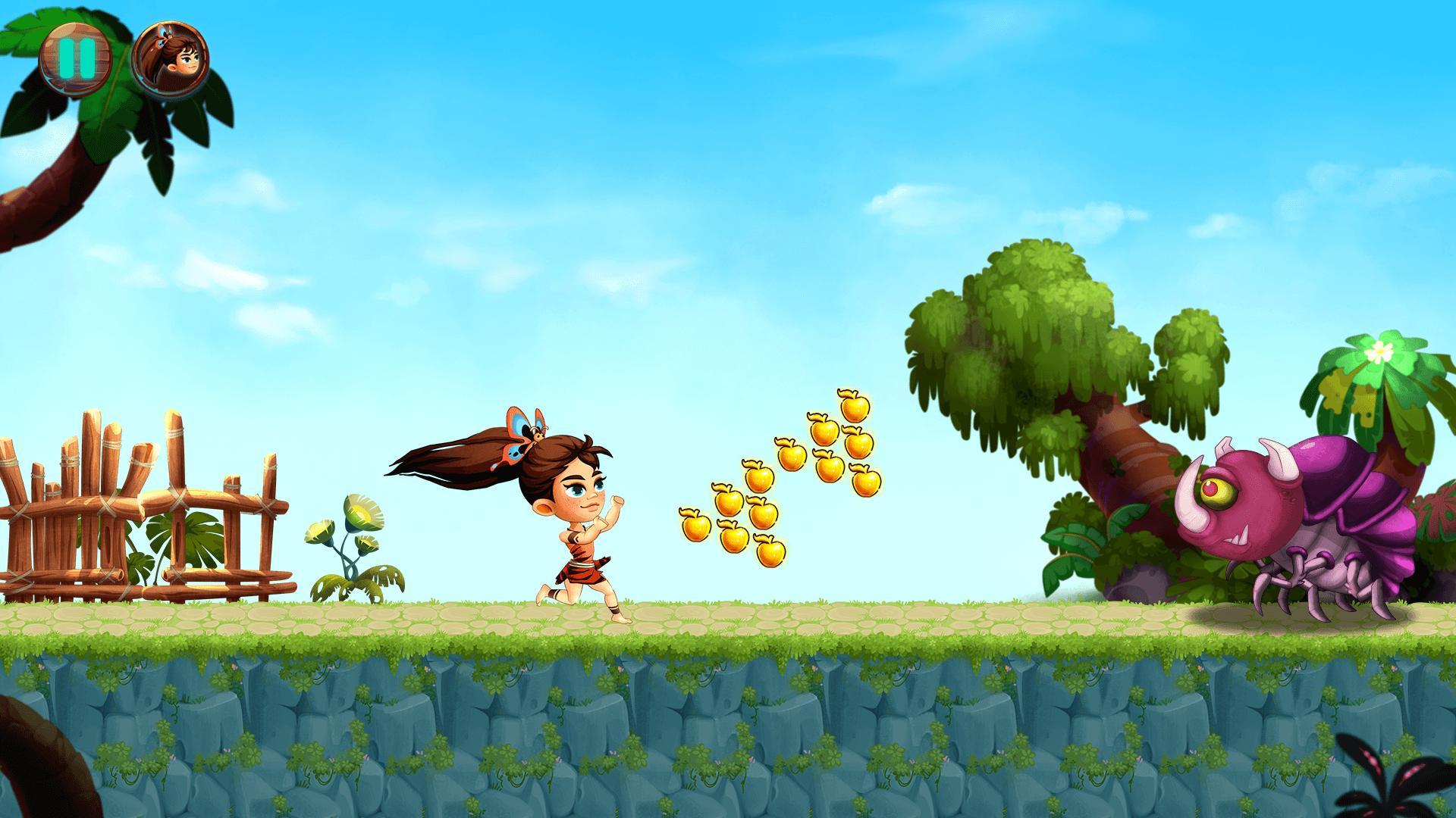 Jungle Adventures Run 2.1.4 Screenshot 2