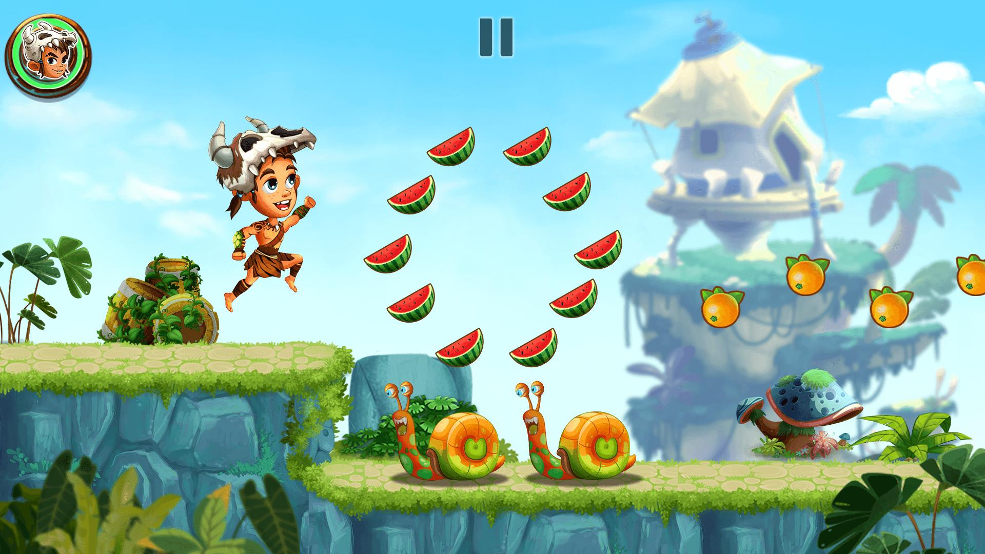 Jungle Adventures Run 2.1.4 Screenshot 23
