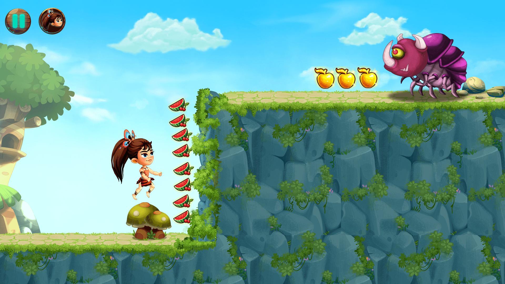 Jungle Adventures Run 2.1.4 Screenshot 3