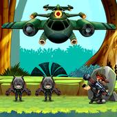 Major Militia War Mayhem app icon