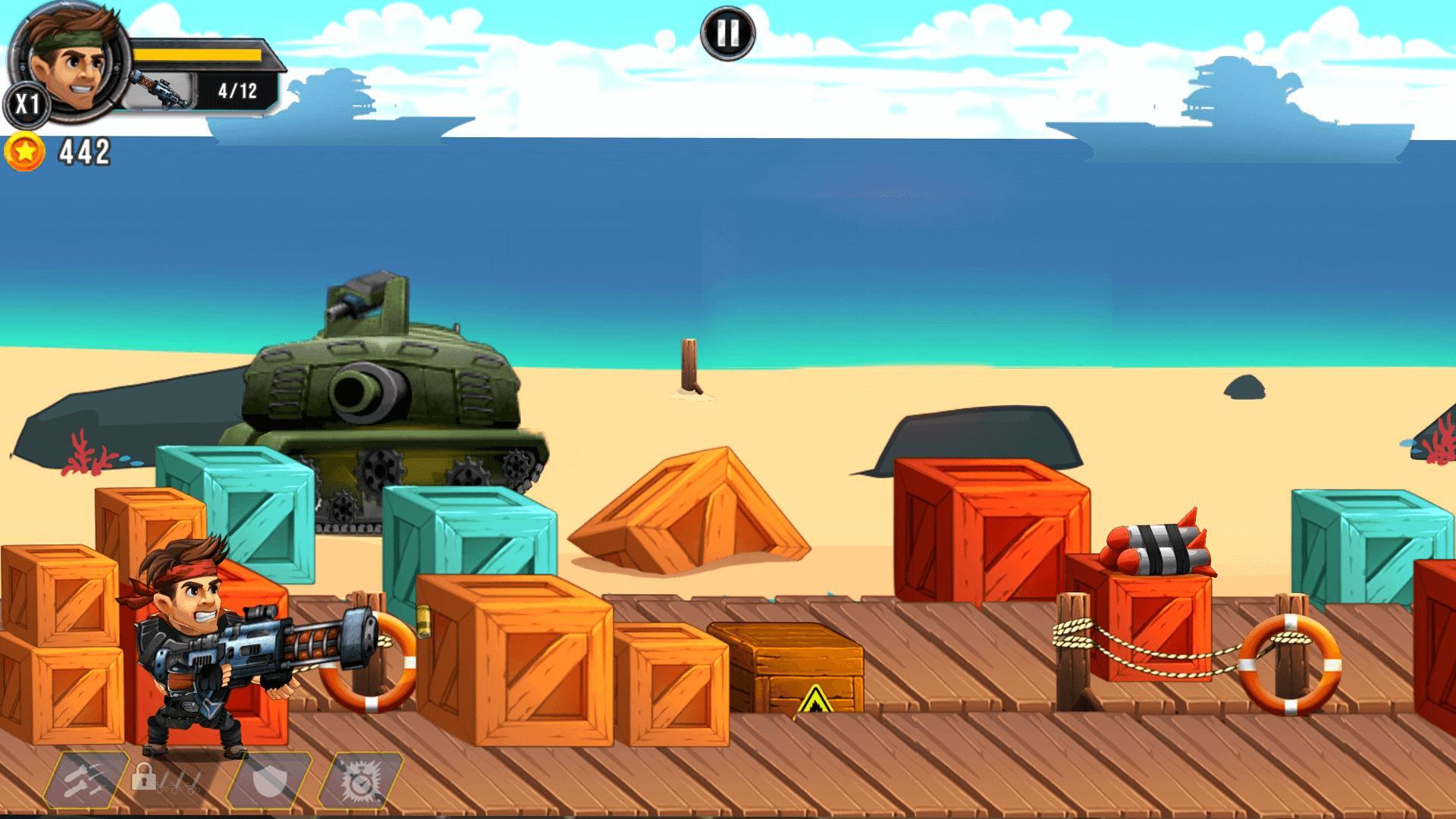 Major Militia War Mayhem 22.21 Screenshot 1