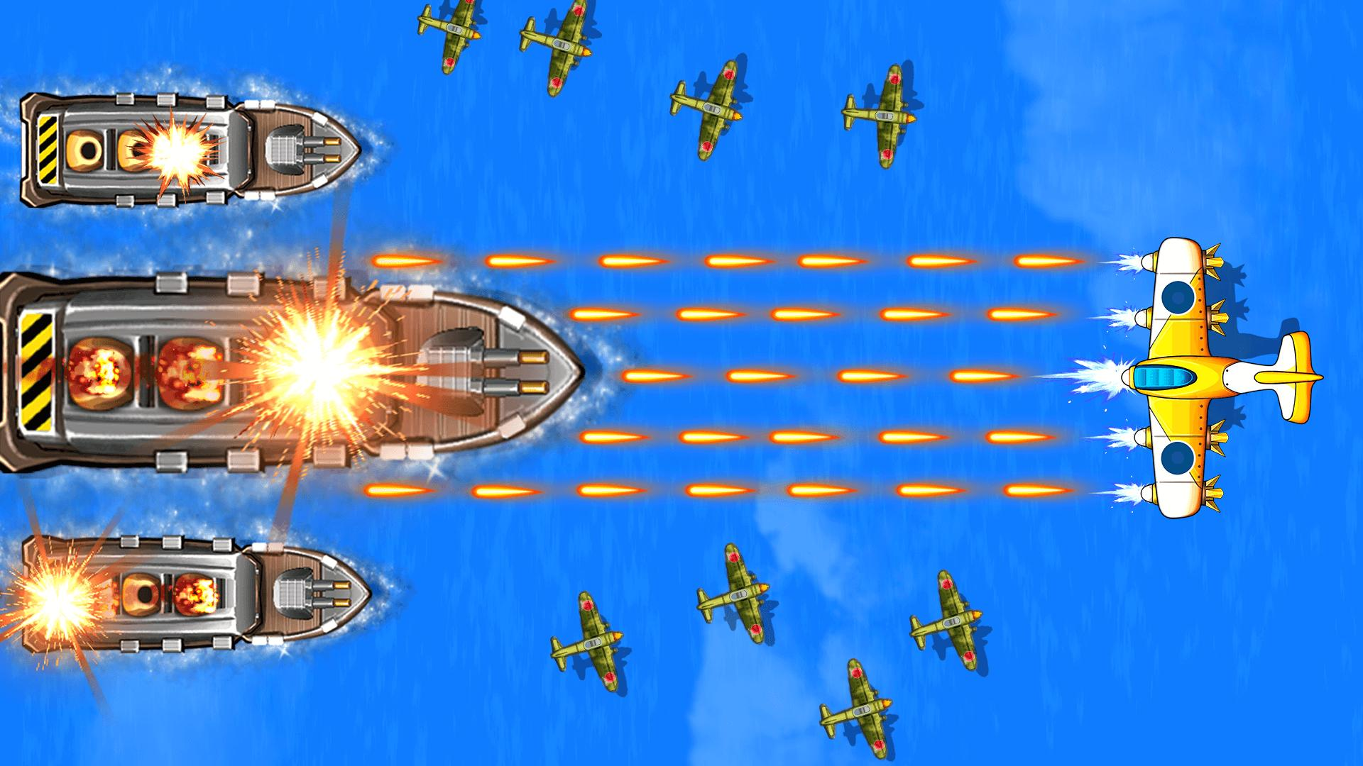 Strike Force 1945 War 4.1.8 Screenshot 3