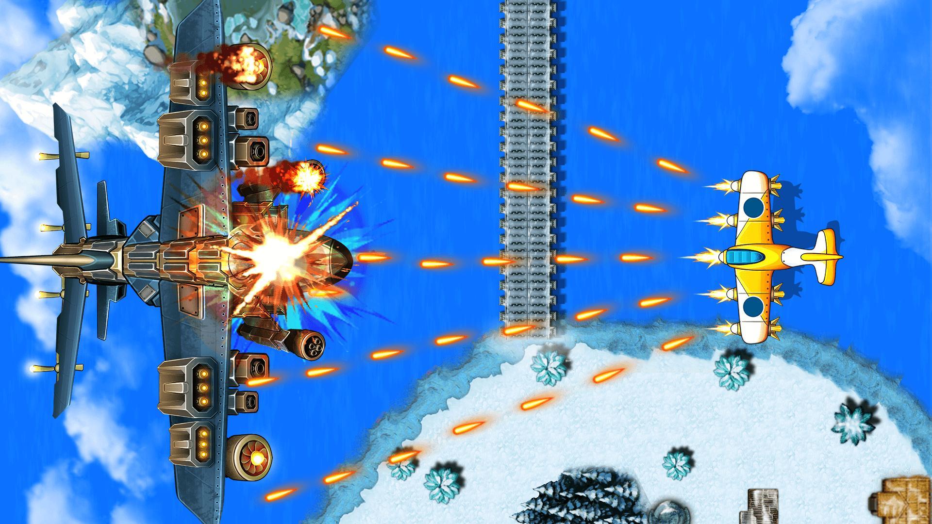 Strike Force 1945 War 4.1.8 Screenshot 4