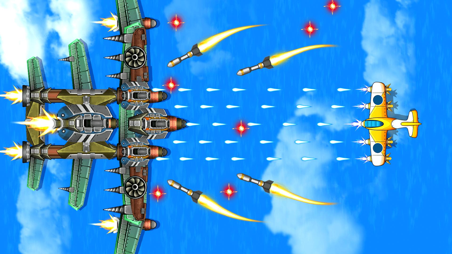 Strike Force 1945 War 4.1.8 Screenshot 5