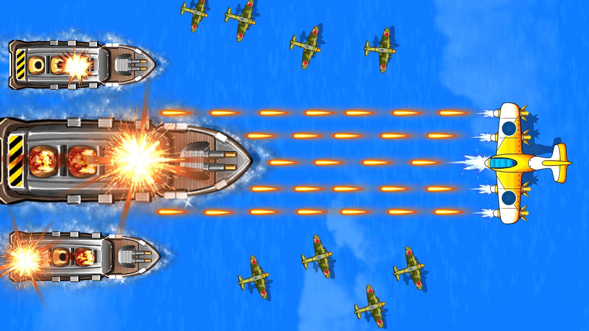 Strike Force 1945 War 4.1.8 Screenshot 7
