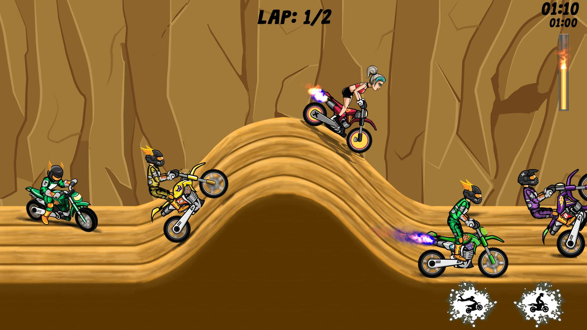 Stunt Extreme BMX boy 7.1.17 Screenshot 1