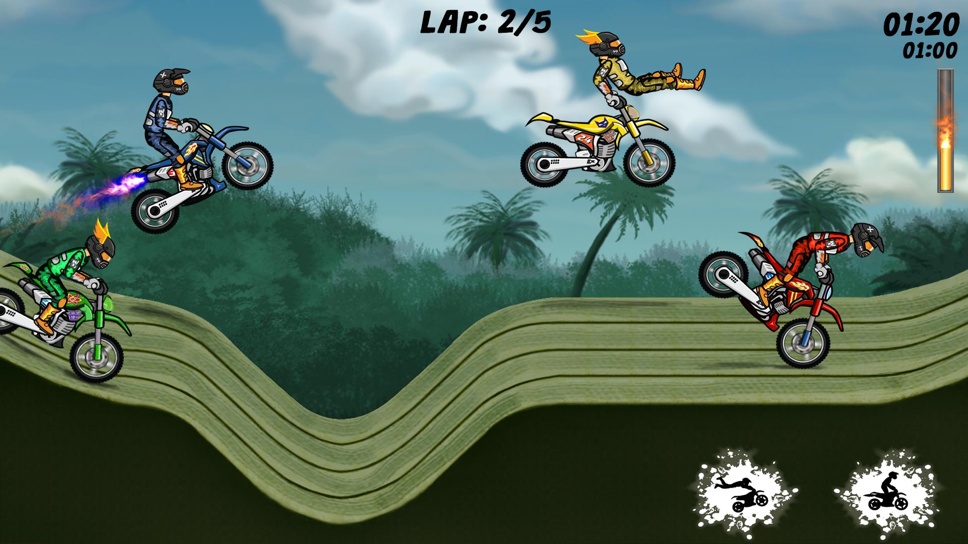Stunt Extreme BMX boy 7.1.17 Screenshot 2