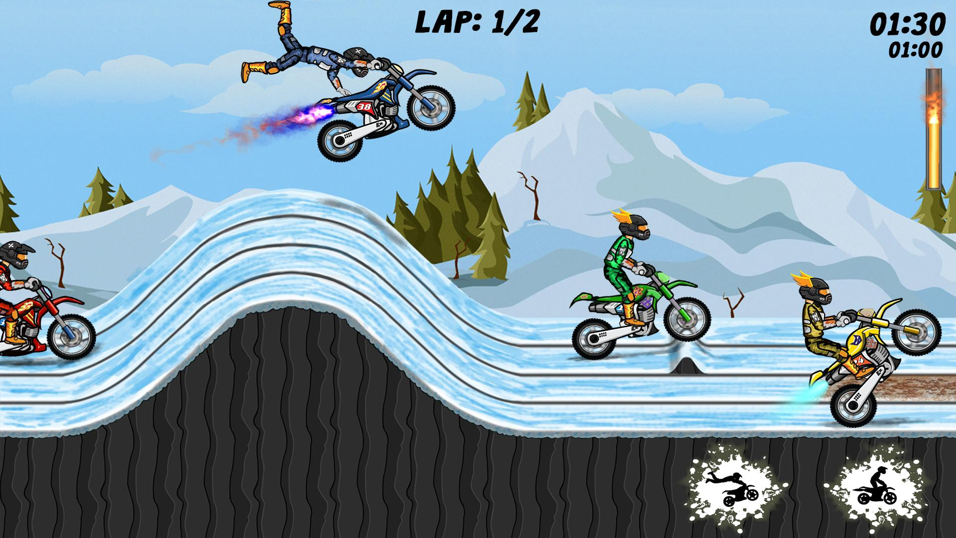 Stunt Extreme BMX boy 7.1.17 Screenshot 3