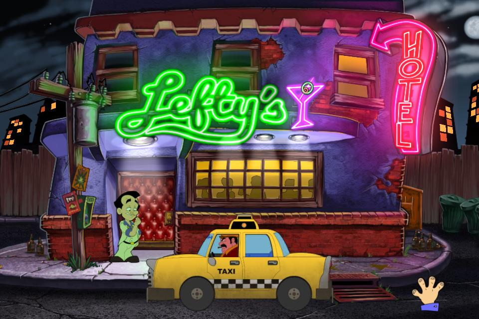Leisure Suit Larry: Reloaded 80s and 90s games 1.50 Screenshot 1