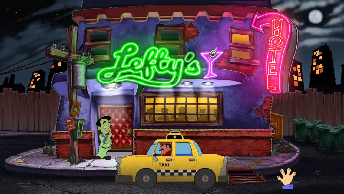 Leisure Suit Larry: Reloaded 80s and 90s games 1.50 Screenshot 5