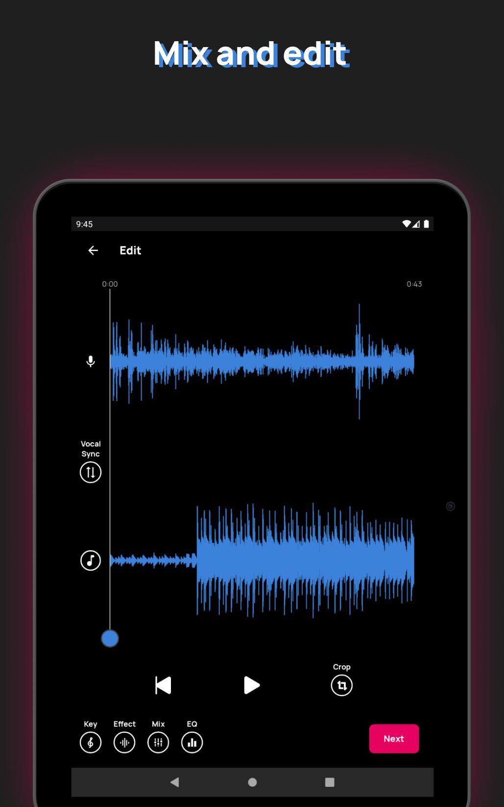 Voloco Auto Voice Tune + Harmony 6.2.0 Screenshot 11
