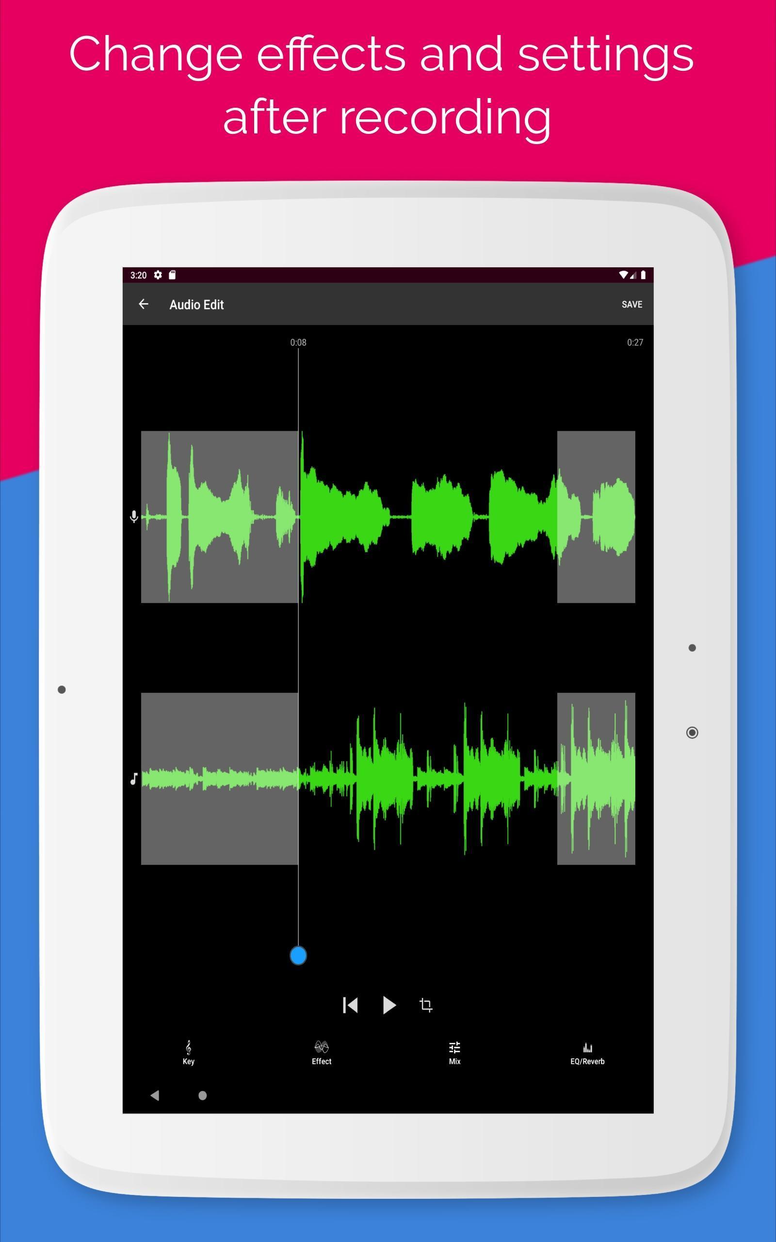 Voloco Auto Voice Tune + Harmony 6.2.0 Screenshot 14
