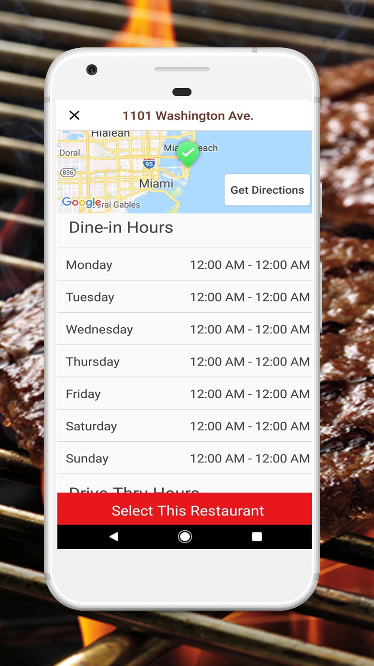 BURGER KING® App 5.3.1 Screenshot 4