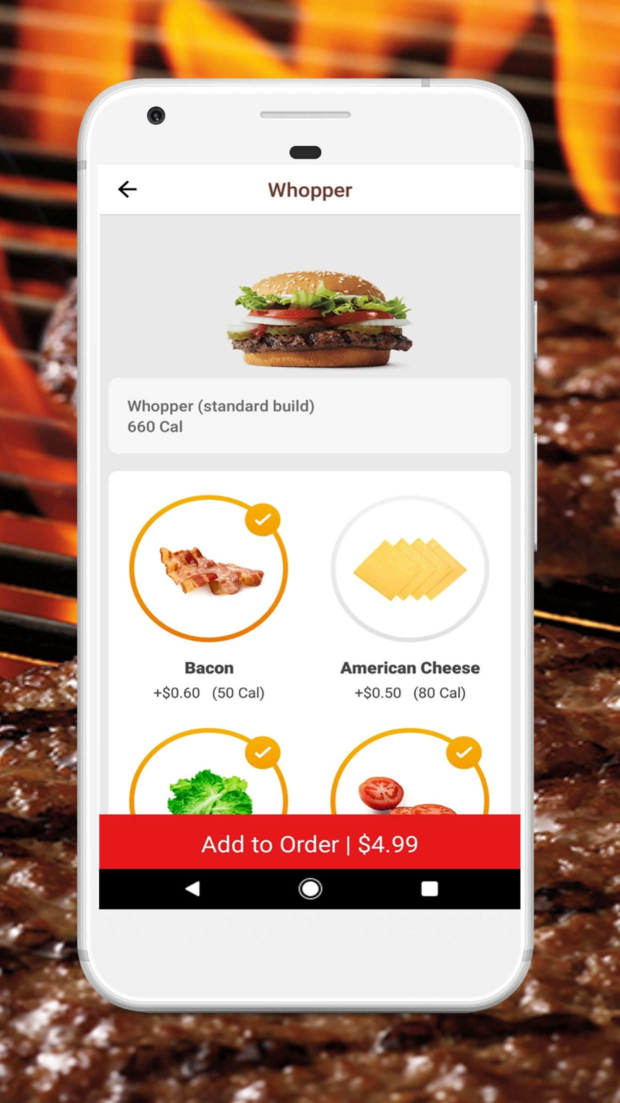BURGER KING® App 5.3.1 Screenshot 6
