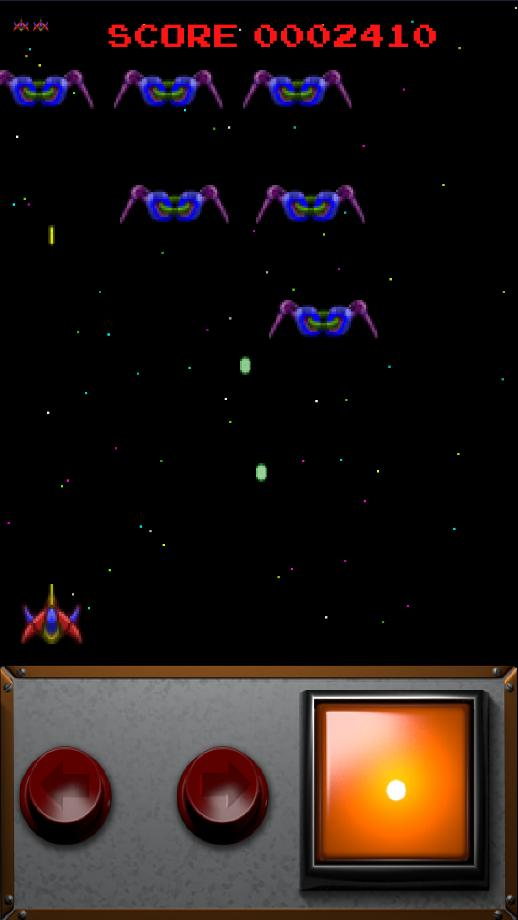 Classic Destroyer Arcade 1.19 Screenshot 2