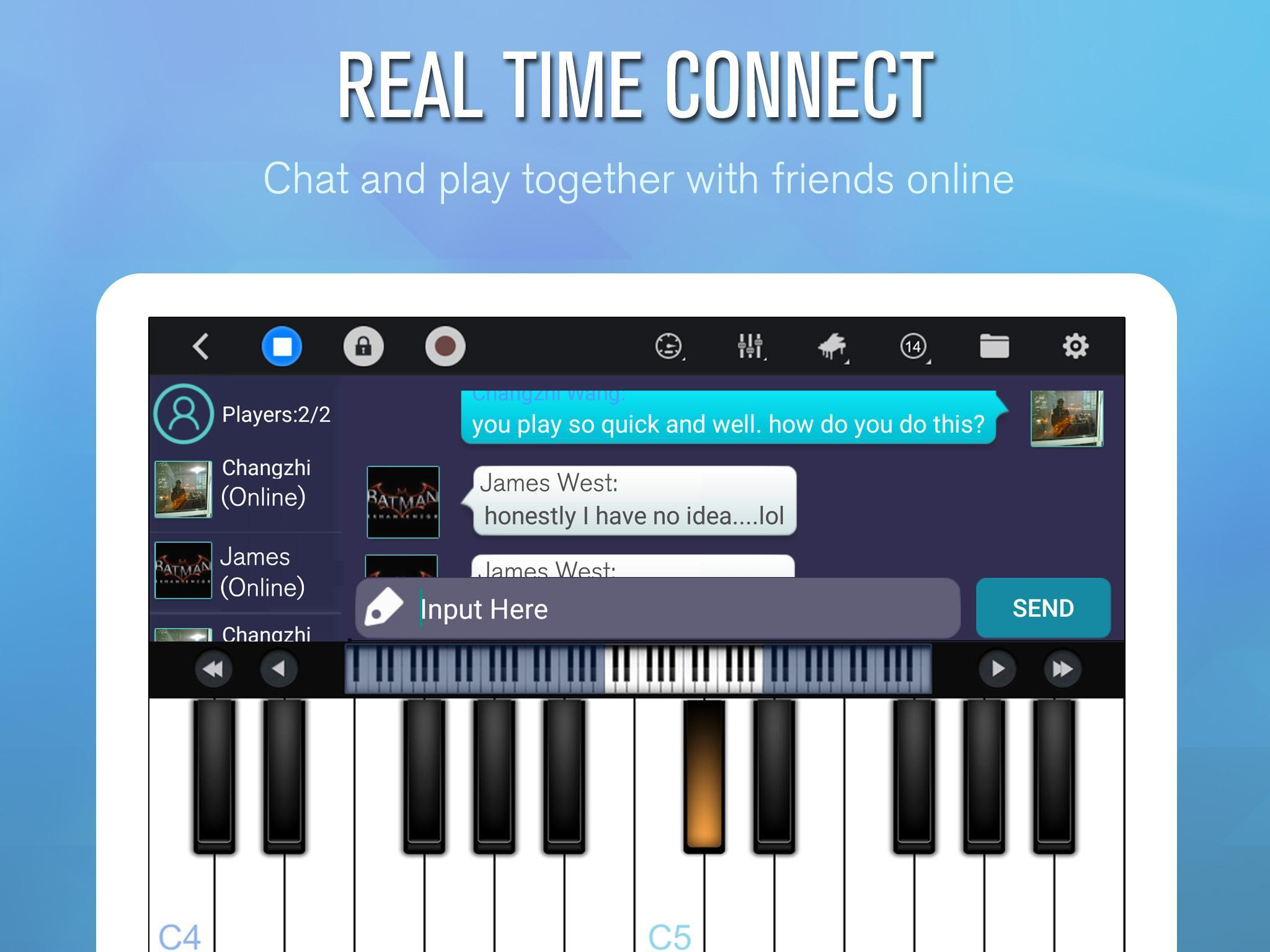 Perfect Piano 7.5.3 Screenshot 13